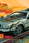 Back to the Future III Time Machine Final Act 1/25 Model Kit