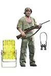 Walking Dead TV Series 8 Dale Figure