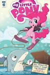 My Little Pony Friendship Is Magic #42 (Retailer 10 Copy Incentive Variant cover Edition)