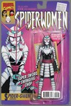 Spider-Gwen #8 (Christopher Action Figure Variant Cover Edition)