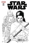 Star Wars #19 (Yu Sketch Variant Cover Edition)