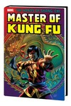 Shang-chi Master Of Kung Fu Omnibus HC Vol. 02 Cassaday Cover