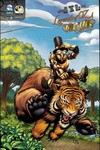 Legends Of Oz Tik Tok And Kalidah #2 (of 3) (Cover A - Rei)