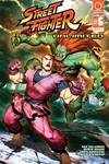 Street Fighter Unlimited #6 (Cover A - Genzoman Story)