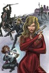 Grimm Fairy Tales Red Agent #5 (of 5) (Cover B - Cacau)