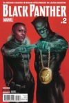 Black Panther #2 (2nd Printing)