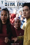 Star Trek Boldly Go #8 (Retailer 10 Copy Incentive Variant Cover Edition)