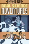 Atomic Robo Presents Real Science Adventures TPB Vol. 01