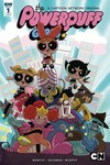 Powerpuff Girls Time Tie #1 (of 3) (Retailer 10 Copy Incentive Variant Cover Edition)