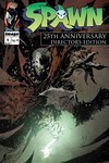 Spawn #1 25th Anniversary Directors Cut (Cover A - Wood)