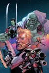 All New Guardians Of Galaxy #1 (Yu Variant Cover Edition)
