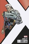 Cable #1 (Kirk Corner Box Variant Cover Edition)