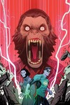 Planet Of the Apes Green Lantern #4