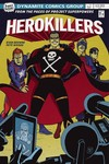 Project Superpowers Hero Killers #1 (Cover C - Sudzuka)