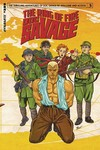 Doc Savage Ring Of Fire #3 (of 4) (Cover A - Schoonover)