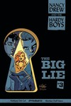 Nancy Drew Hardy Boys #3 (Cover B - Charretier)