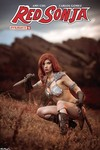 Red Sonja #5 (Cover D - Cosplay)