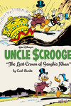 Walt Disney Uncle Scrooge HC Vol. 03 Crown Genghis Khan