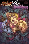 Street Fighter vs. Darkstalkers #2 (of 8) (Cover A - Huang)