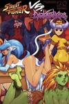 Street Fighter vs. Darkstalkers #2 (of 8) (Cover B - Porter)