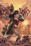 Grimm Fairy Tales Van Helsing vs. The Mummy Of Amun Ra #5 (of 5) (Cover A - Lima)
