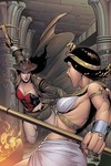 Grimm Fairy Tales Van Helsing vs. The Mummy Of Amun Ra #5 (of 5) (Cover B - Rosette)
