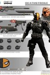 One-12 Collective Previews Exclusive Deathstroke Action Figure (Stealth Version)