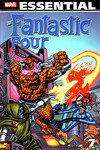 Essential Fantastic Four TPB Vol. 7