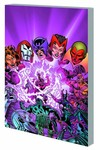 Avengers West Coast Avengers TPB Family Ties