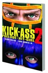 Kick-ass 2 Prelude TPB Hit-girl Movie Cover