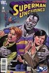 Superman Unchained #3 (75th Anniversary Variant Cover Edition - Villain)