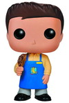 Pop Arrested Development Michael Bluth Banana Stand Vinyl Figure
