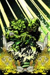 Swamp Thing By Scott Snyder Deluxe Ed HC