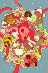 Bee And Puppycat #14 (Subscription Pandya Variant)