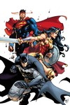 Justice League Rebirth #1 (Variant Cover Edition)