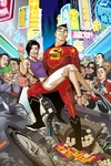 New Super Man #1 (Variant Cover Edition)