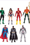 Justice League Of America Action Figure 7 Pack