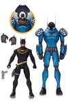 DC Designer Series Batman By Capullo Action Figure 2 Pack