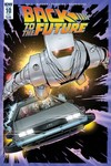 Back To The Future #10 (Rom Subscription Variant)