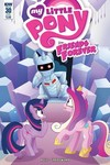 My Little Pony Friends Forever #30 (Rom Subscription Variant)