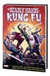 Deadly Hands Of Kung Fu Omnibus HC Vol. 01 Cardy Dm Variant Ed