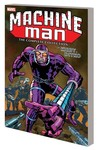 Machine Man By Kirby And Ditko Complete Collection TPB