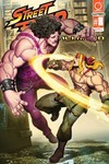 Street Fighter Unlimited #8 (Cover A - Genzoman Story)
