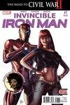 Invincible Iron Man #7 (3rd Printing)