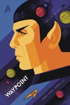 Star Trek Waypoint #6 (Cover B - Whalen)