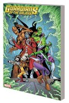 Guardians Of Galaxy Mother Entropy TPB