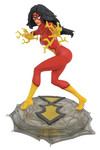 Marvel Gallery Spider-Woman Pvc Figure