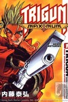 Trigun Maximum Volume 1 TPB: The Hero Returns - nick & dent