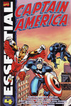 Essential Captain America TPB Vol 4
