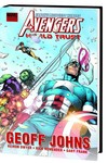 Avengers World Trust Prem HC - nick & dent